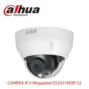 CAMERA IP 4 Megapixel DS2431RDIP-S2