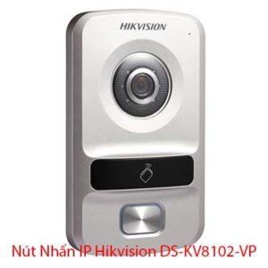 Nút Nhấn IP Hikvision DS-KV8102-VP